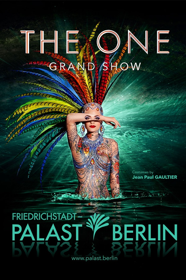 affiche-the-one-grand-show
